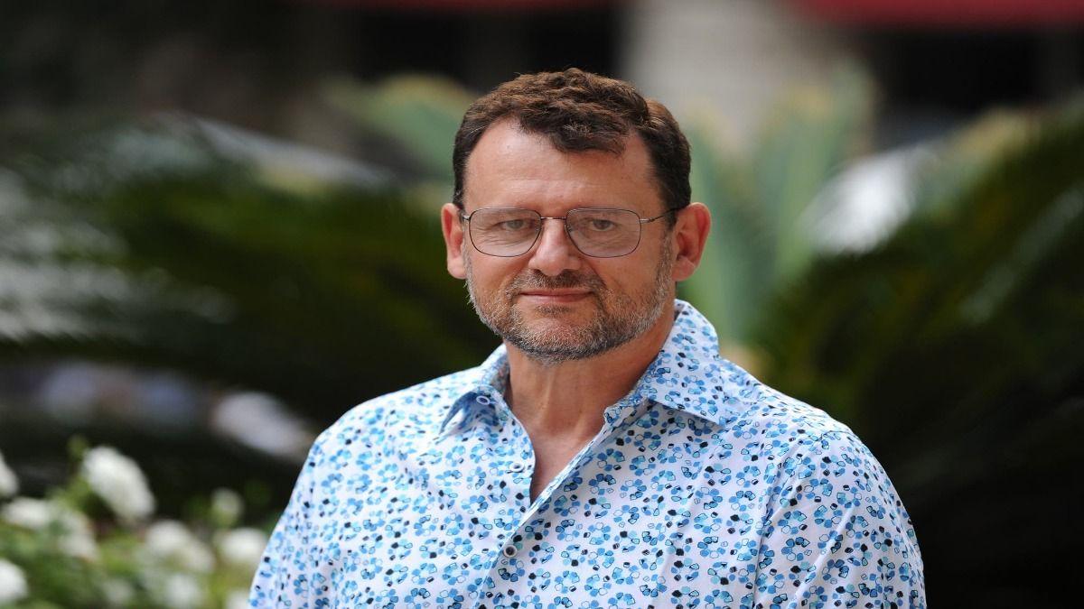 El chef Christophe Krywonis estuvo internado por 12 días