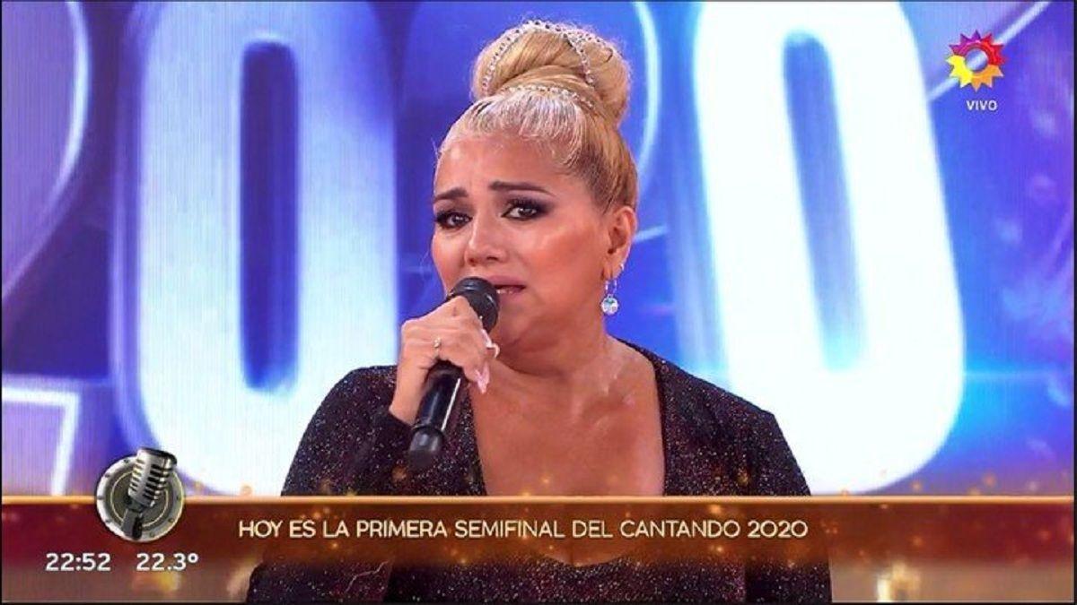 Gladys La Bomba Tucumana regresó al Cantando tras recuperarse del coronavirus