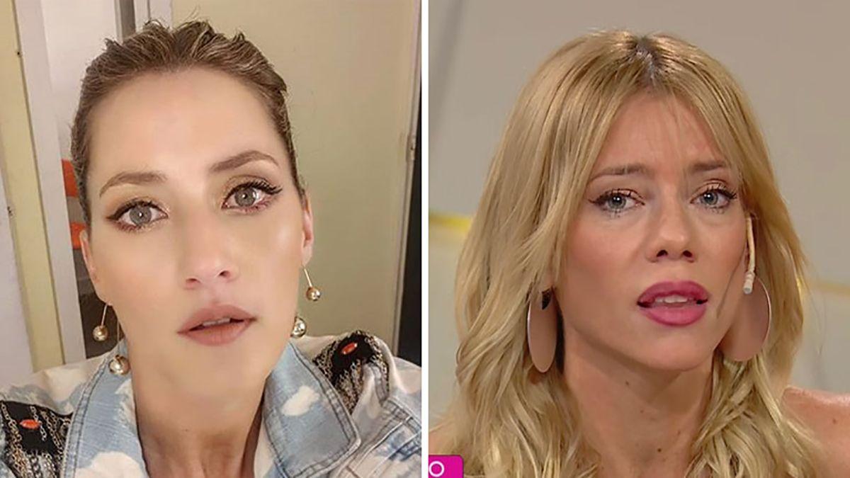 Mica Viciconte y Nicole Neumann siguen en disputa