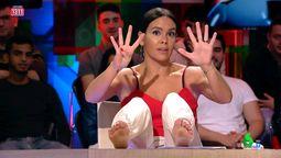 ¿Y ese anillo? Cristina Pedroche mostró sus manos y algo más