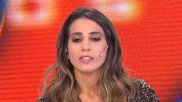 Cinthia Fernández y su filoso comentario tras su salida de El Show del problema