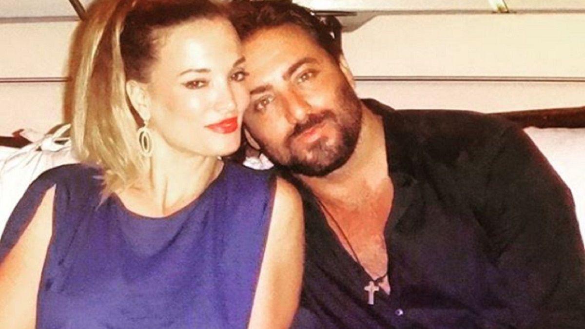Claudia Albertario y Jerónimo Valdivia viven juntos en Miami