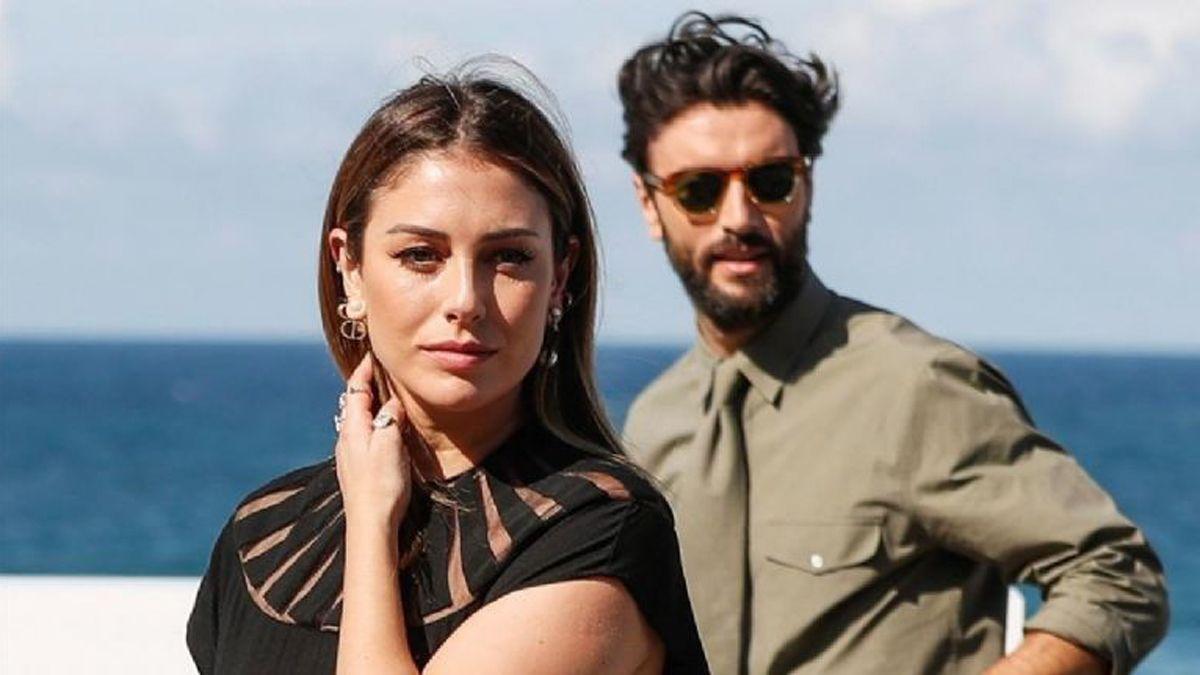 Blanca Suárez y Javier Rey se muestran por primera vez como pareja en San Sebastián