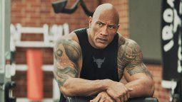 El tatuaje masivo de The Rock que tardó 4 años en terminar