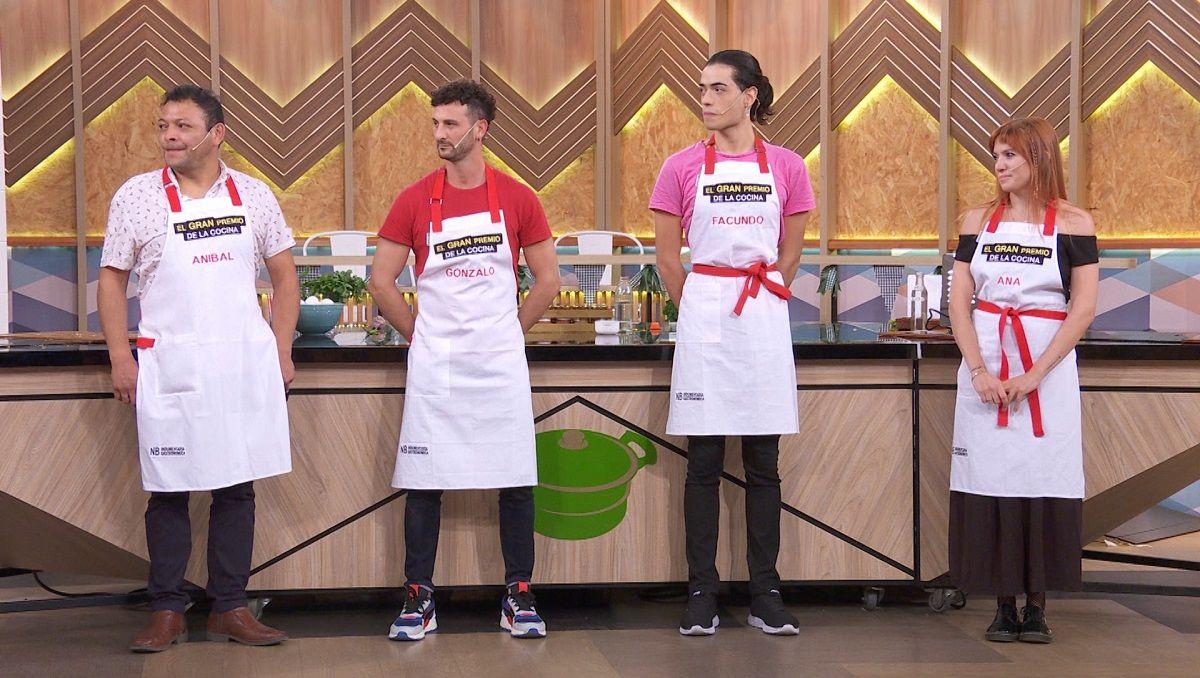 ¿Quién es el nuevo eliminado de El Gran Premio de la Cocina?