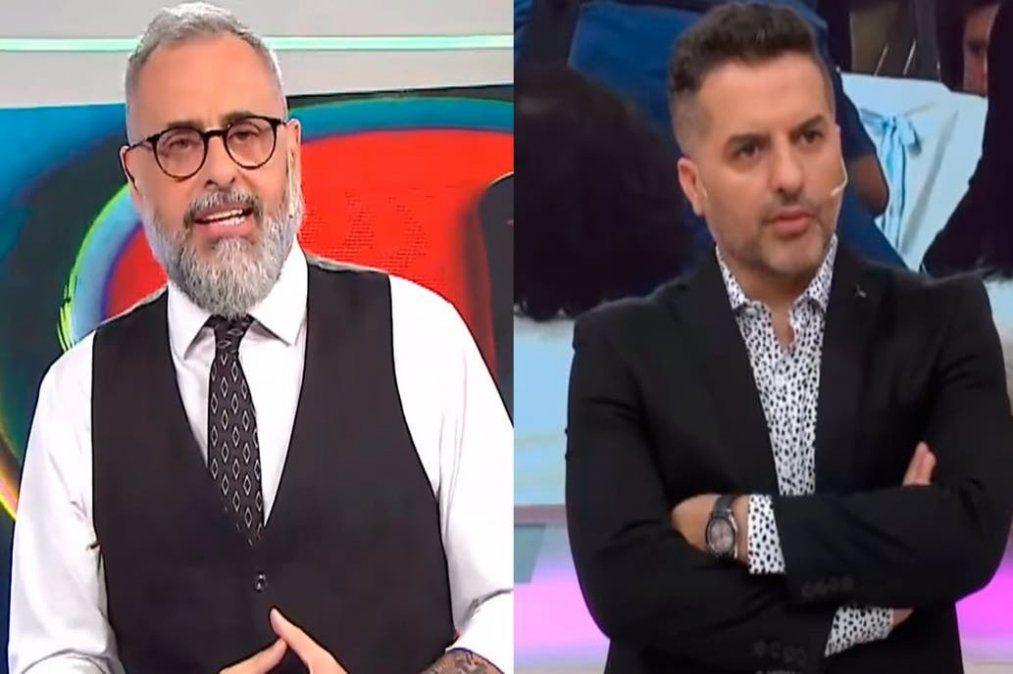 Marcelo Tinelli es la razón del cruce entre Ángel de Brito y Jorge Rial