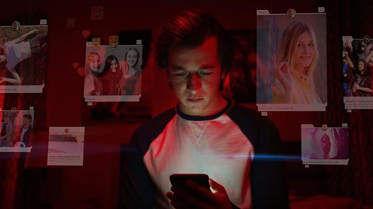 El dilema de las redes sociales : El documental que muestra la peor cara de las plataformas de internet