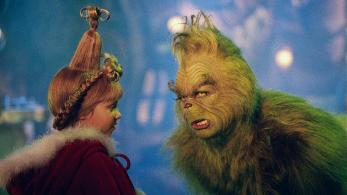 El Grinch se convirtió en un clásico de la navidad