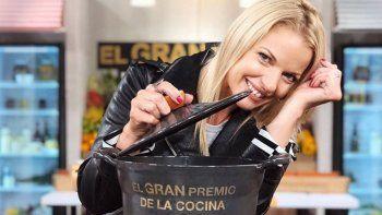 Carina Zampini entrevistó a la participante influencer de El Gran Premio de la Cocina