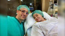 ¡Derretidos! Laura Escanes y Risto Mejide celebran el primer año de su hija