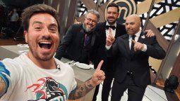 Fede Bal vuelve para la segunda temporada de MasterChef Celebrity