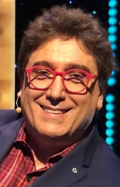 Oscar Mediavilla, productor musical y jurado de concursos de canto