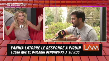 Yanina Latorre fulminó a Piquín