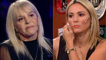 Claudia Villafañe envió una carta documento a Polémica en el bar