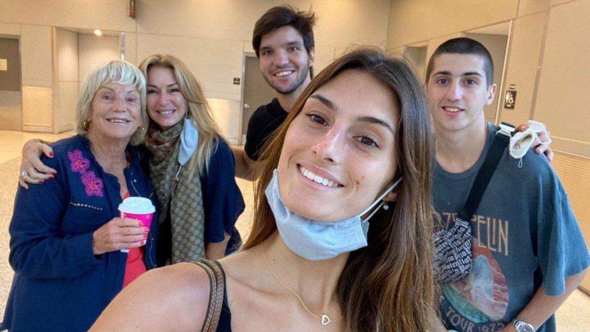 Yanina Latorre opinó sobre Teté Coustarot que se vacunó en Miami