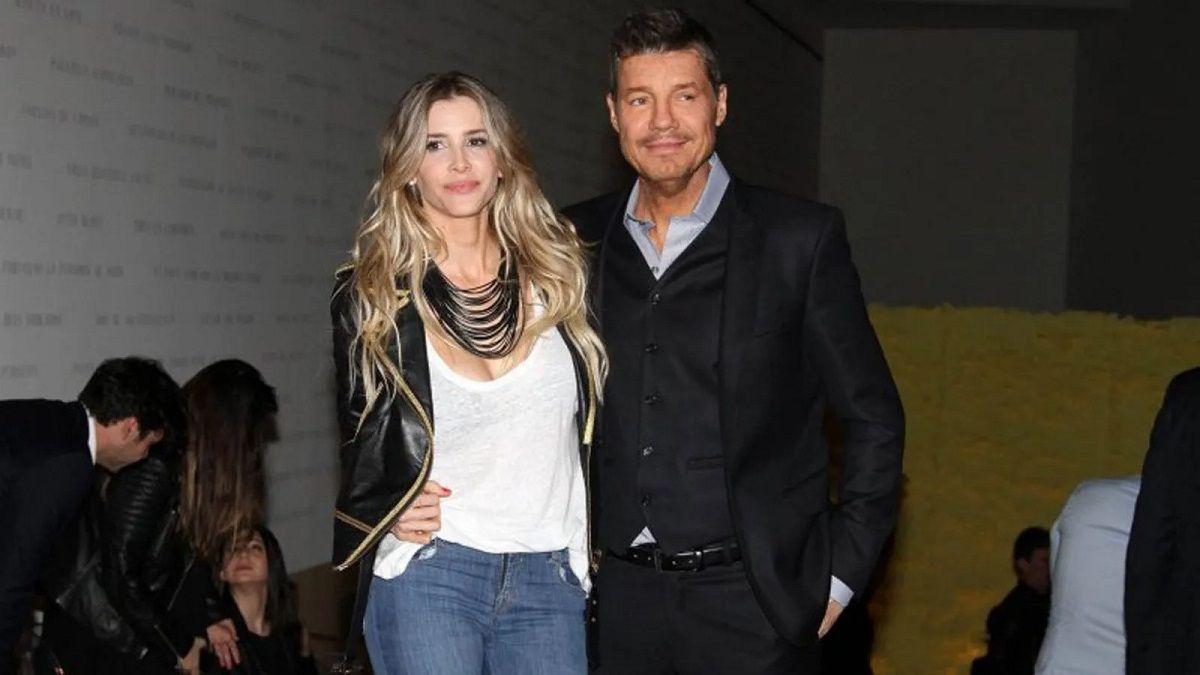 Marcelo Tinelli y Guillermina Valdés terminaron su relación