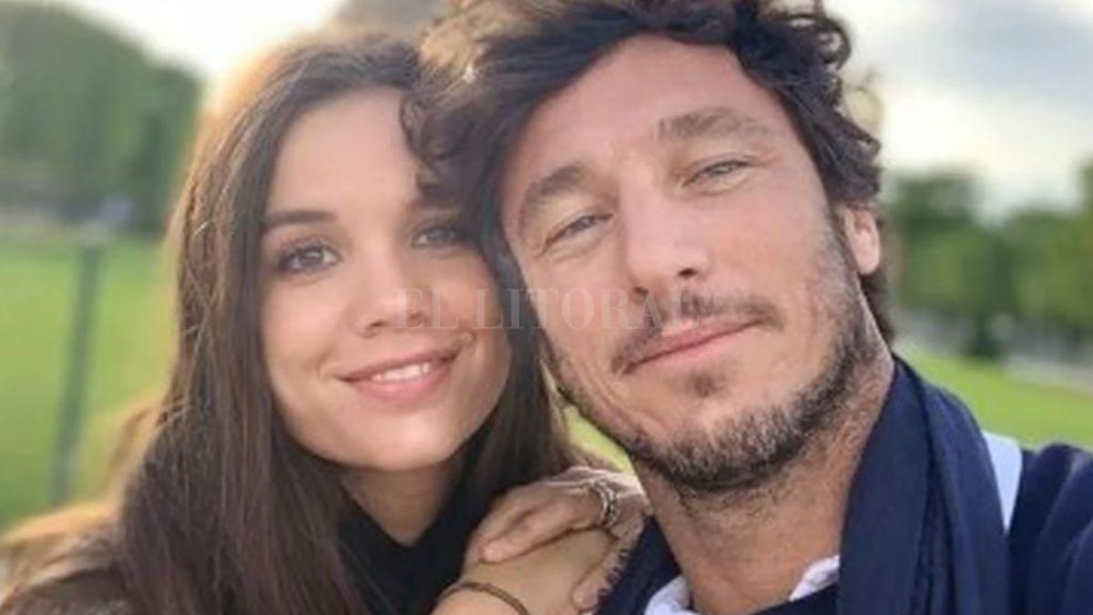 Creo que el bebé llegará pronto: Pico Mónaco contó sus planes con Diana Arnopoulos
