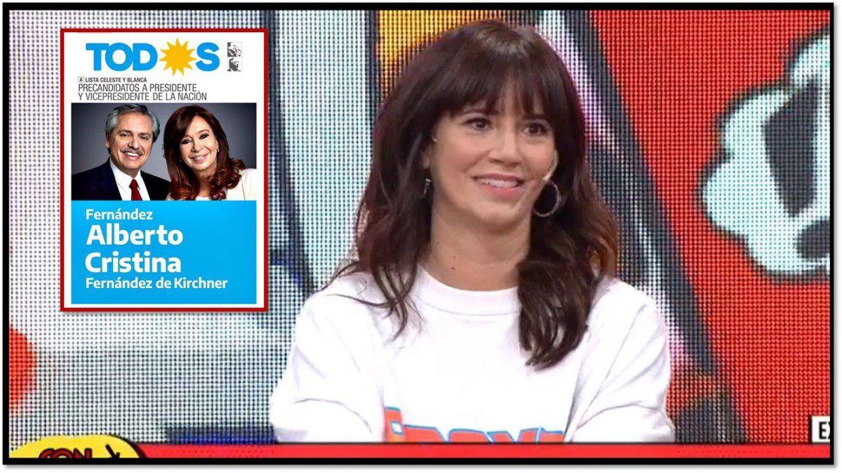 Griselda Siciliani: Voté a Alberto Fernández; voté en contra de este gobierno