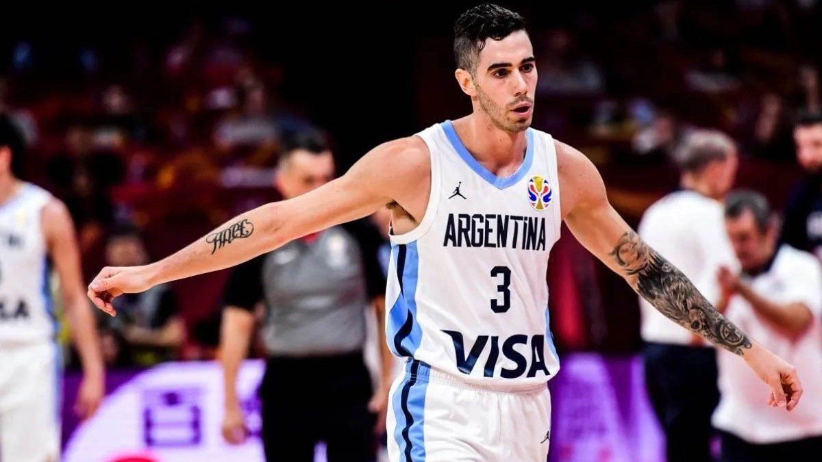 Luca Vildoza se convertirá en el tercer argentino en jugar en la NBA