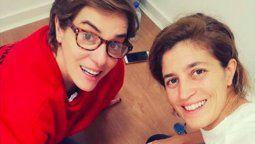 ¡Bomba! La actriz Anabel Alonso se casó con Heidi Steinhardt