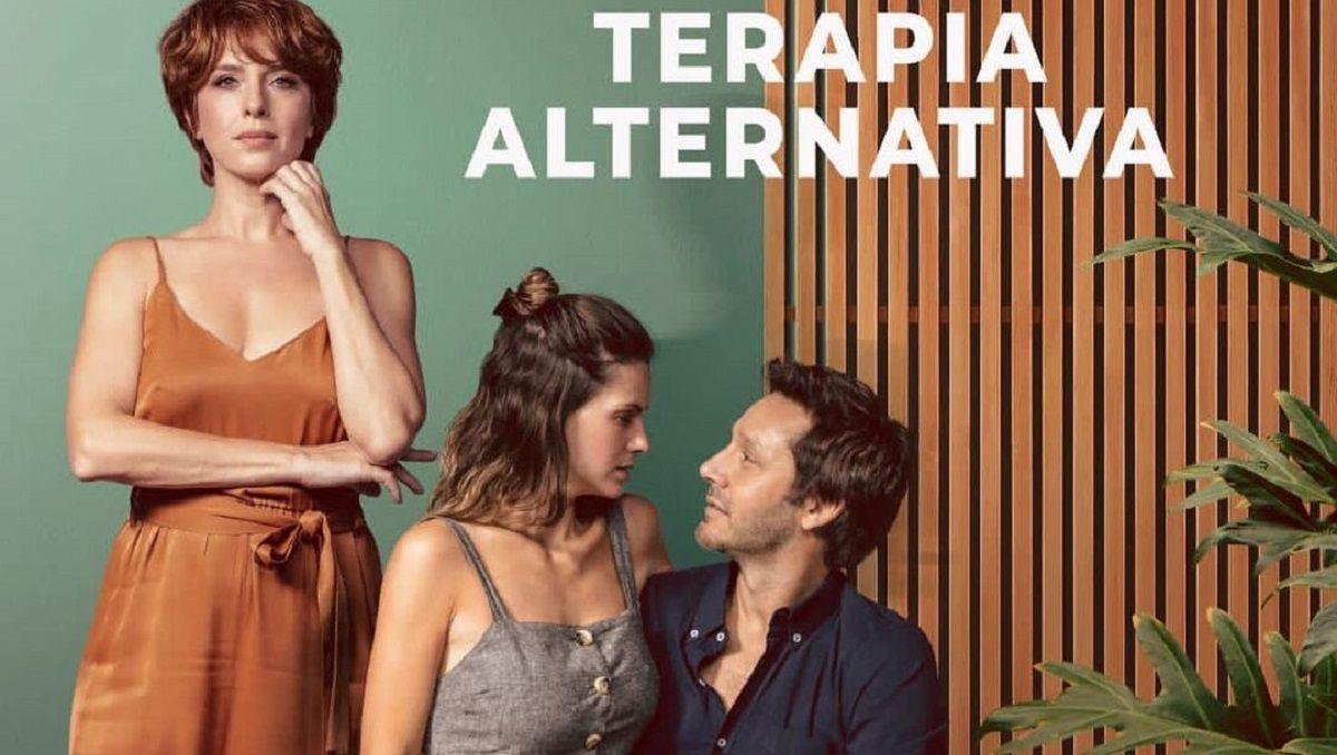 Poster de la nueva serie de Benjamín Vicuña y la China Suárez