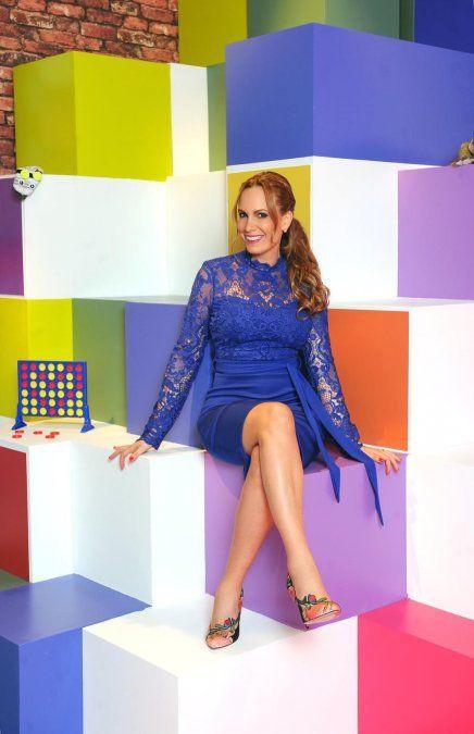 Natalia Denegri la productora Latina más nominada a los Emmys, 9 en total