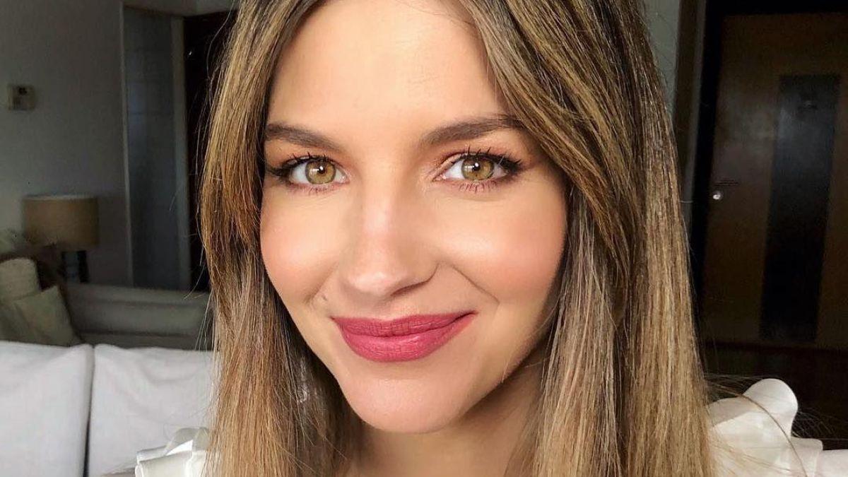 Perdió el olfato: Marcela Kloosterboer tiene coronavirus