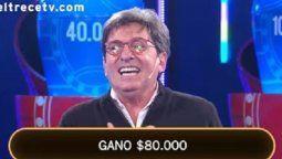 Beto César exigen que le paguen los 80 mil pesos que se ganó en Mamushka