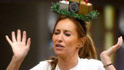 La emoción de Analía Franchín por llegar a la final de MasterChef Celebrity