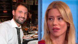 Nicole Neumann negó estar en una relación con su abogado