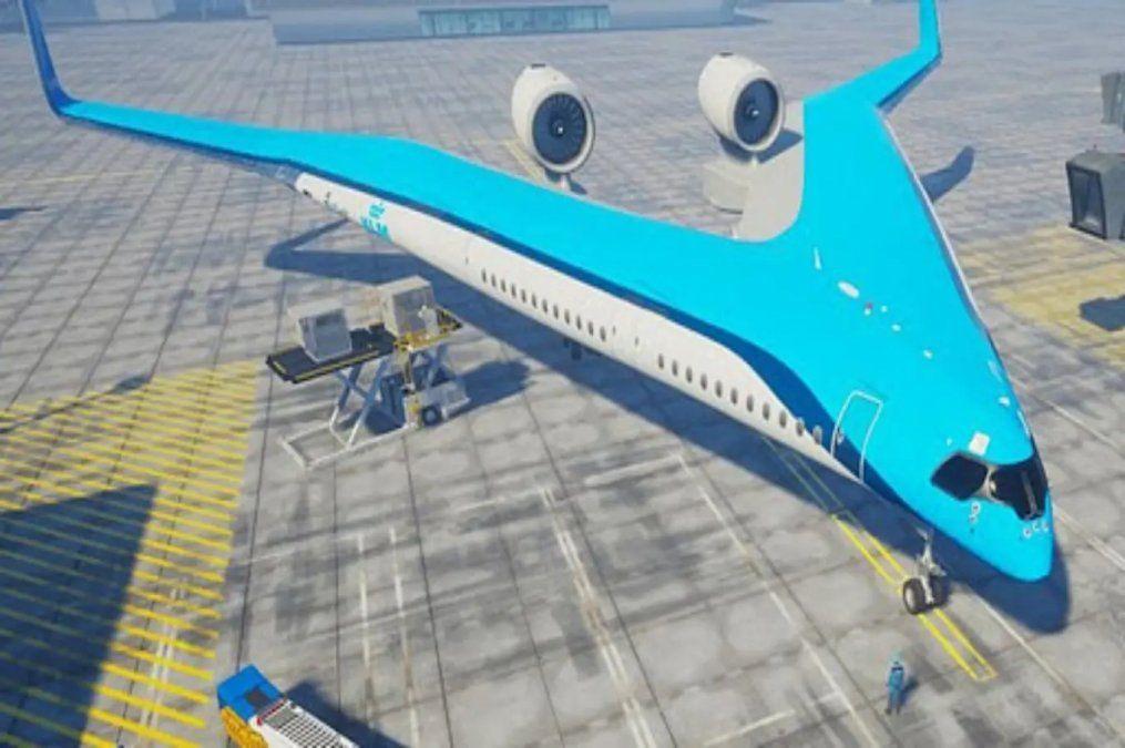 El avión del futuro que gastará mucho menos de combustible