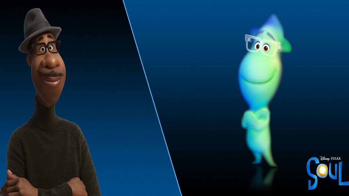 Soul es la nueva cita animada de Disney Pixar