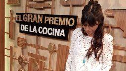 El enojo de Felicitas Pizarro en El Gran Premio de la Cocina