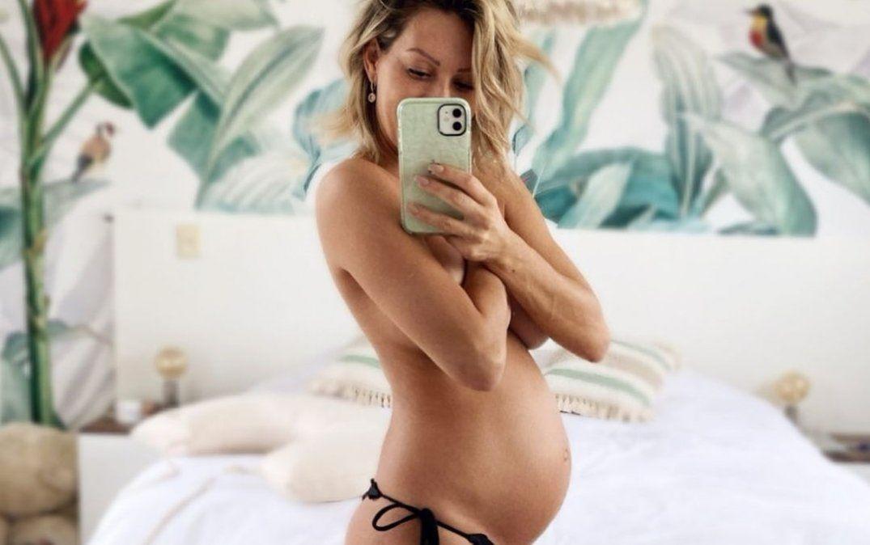 Noelia Marzol tiene Covid-19