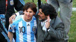 De Lionel Messi a Diego Maradona: Nos deja