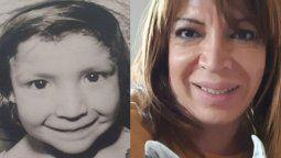 Lizy Tagliani, antes y ahora