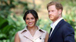 Meghan Markle y el príncipe Harry estrenarán su primera serie en Netflix