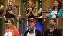 Esta noche la cocina de Masterchef celebrity recibirá a los eliminados para el repechaje