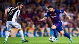 Miralem Pjanic sobre Lionel Messi: Es impresionante