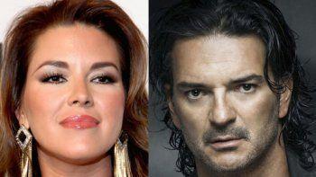 Alicia Machado dice que tuvo un amorío extramarital con Ricardo Arjona