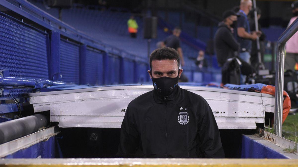 Lionel Scaloni: El fútbol así no le gusta a nadie