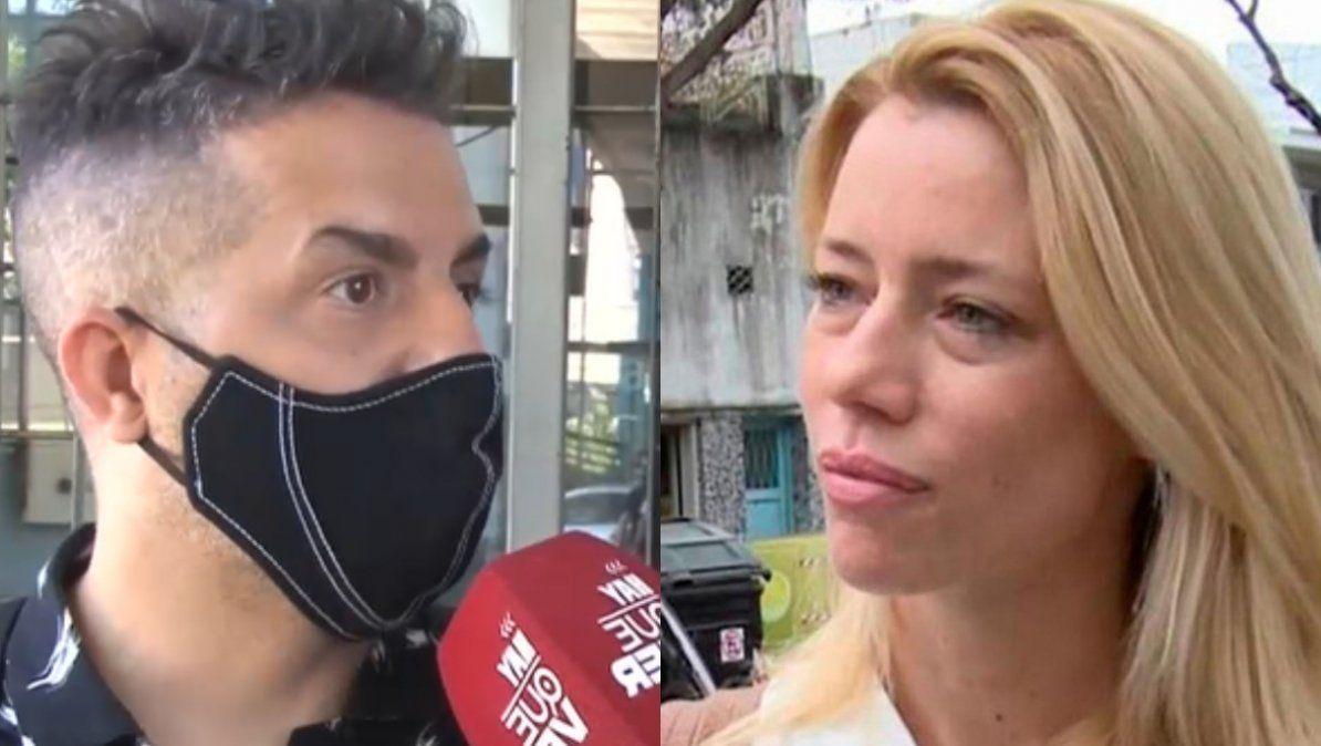 Ángel de Brito lapidario con Nicole Neumann: No se hace cargo de como garcó a Cubero