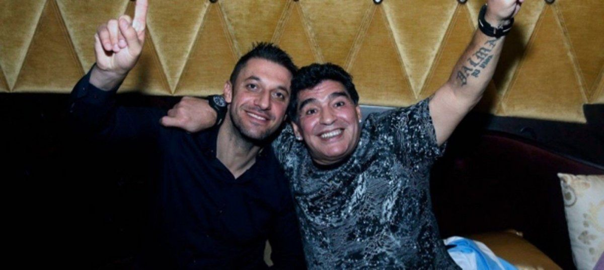 Matías Morla se metió en la guerra de los Maradona: Los que te queremos bien, valoramos tu lucha diaria