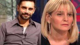 No es con vos: Gonzalo Heredia y Romina Manguel se cruzaron en Twitter