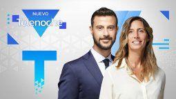 Hoy El Trece estrenó el nuevo Telenoche