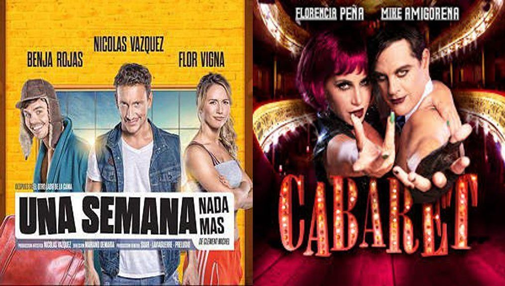 En su semana de estreno, Cabaret de subió al podio de las obras más vistas en Buenos Aires
