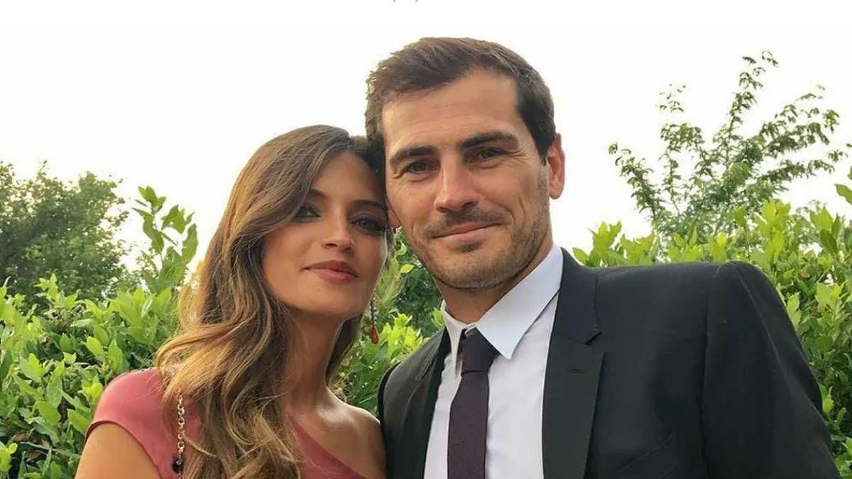 ¡Juntos! Sara Carbonero e Iker Casillas fueron a una boda