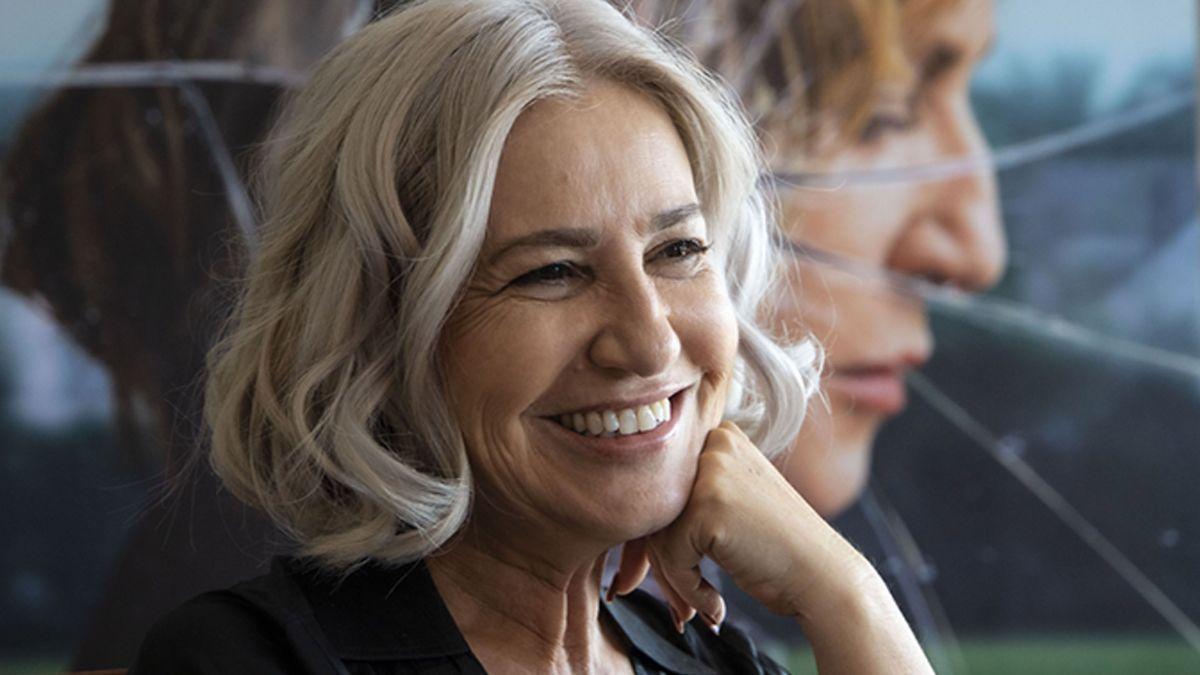 La actriz Mercedes Morán le tiró un palito a Los Montaner