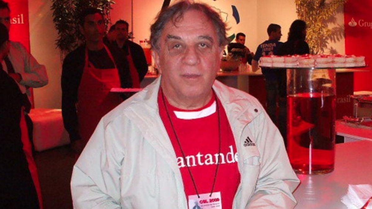 El productor Lucio Alfiz