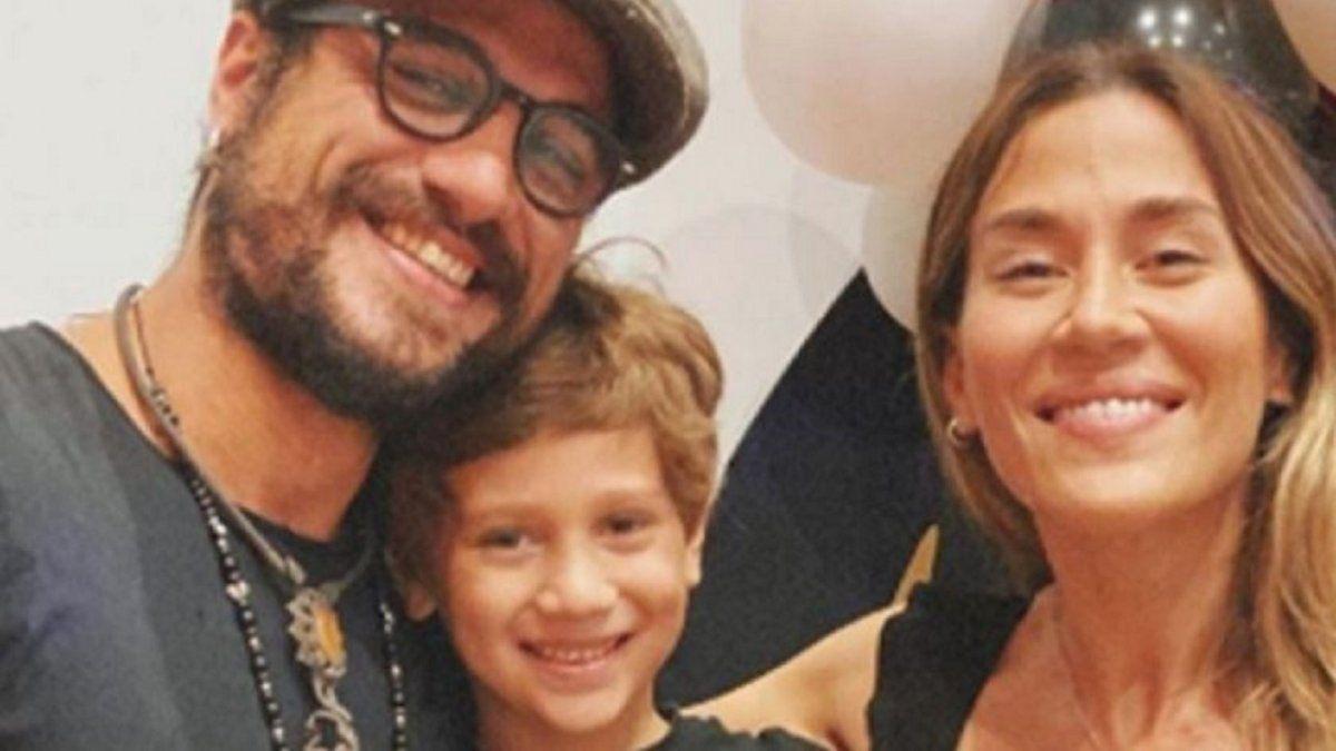 Jimena Barón negó que Daniel Osvaldo no dejara bailar a Momo en La Academia